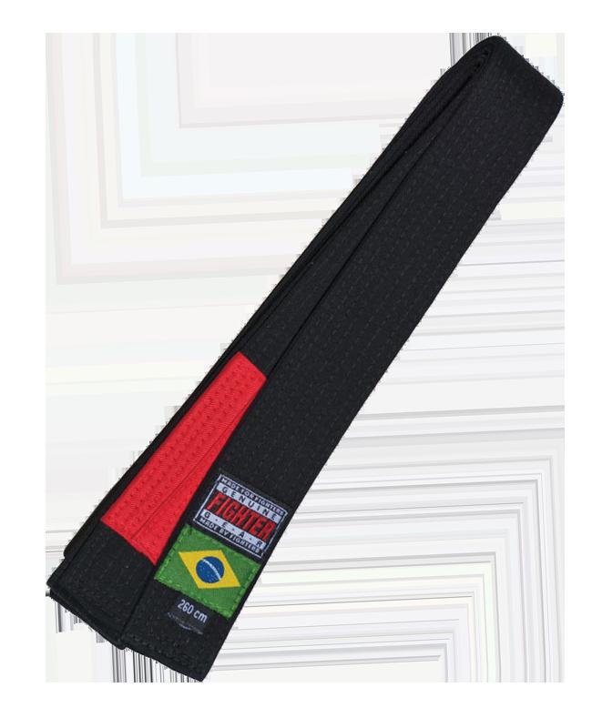 FW Brazilian Jiu Jitsu Gurt schwarz 300 300 cm