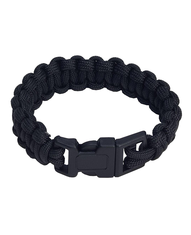 BlackField  Self Defense Bracelet Armband schwarz