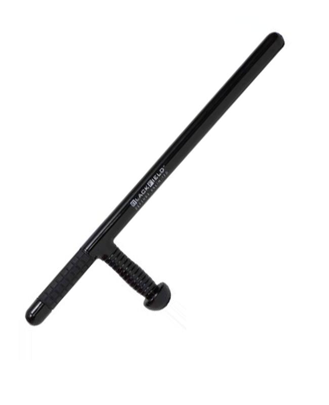BlackField Tonfa  Nylon Fiber Kunststoff schwarz 1 Stk.