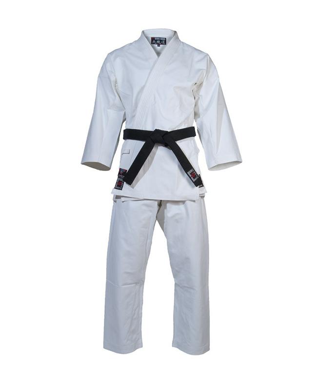 BN Shogun Jiu Jitsu Uniform weiß JuJutsu Anzug