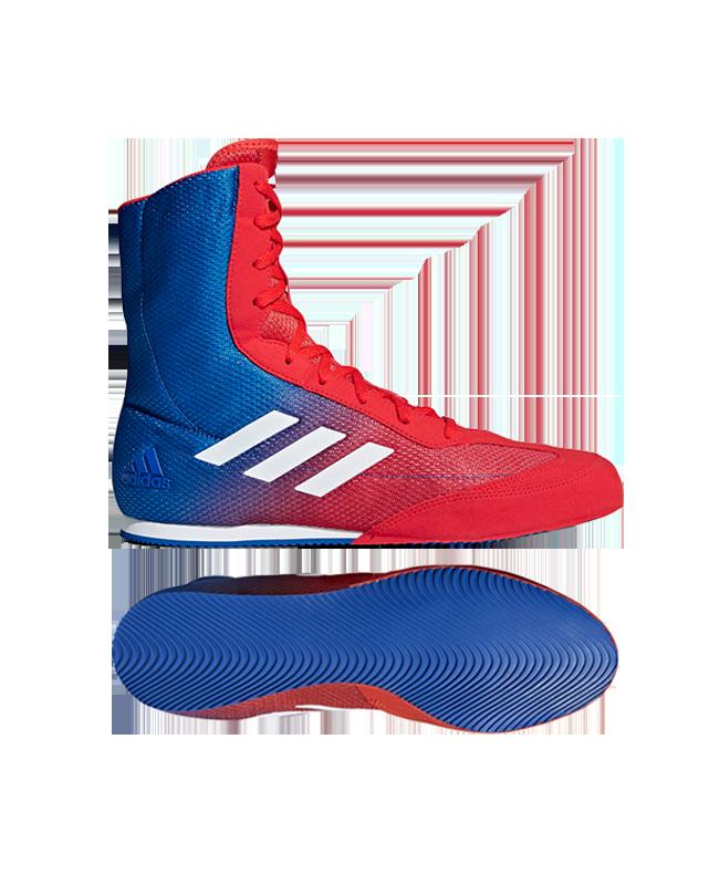 adidas Box Hog Plus rot/blau DA9896