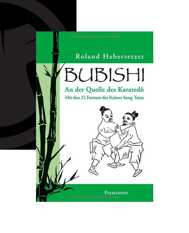 Buch, Bubishi R.Habersetzter, an der Quelle des Karatedo