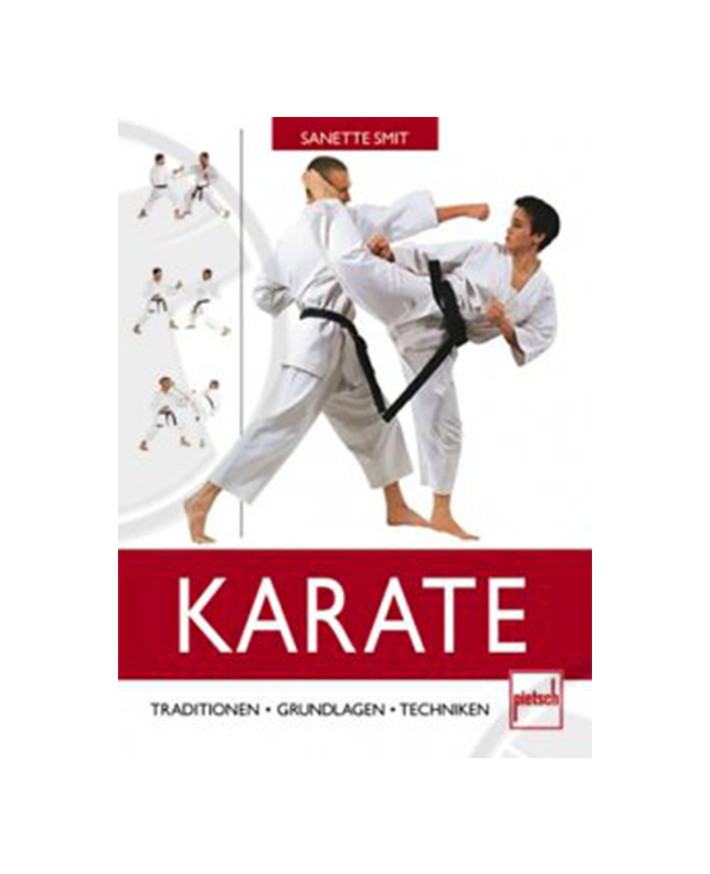Buch, Die Tradition des Karate