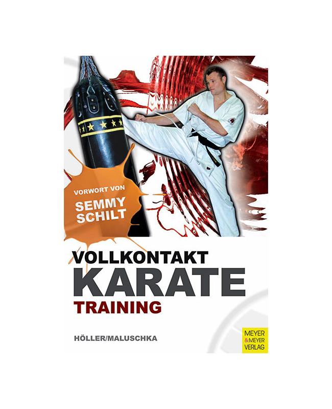 Buch, Vollkontakt Karate Training, Höller/Maluschka