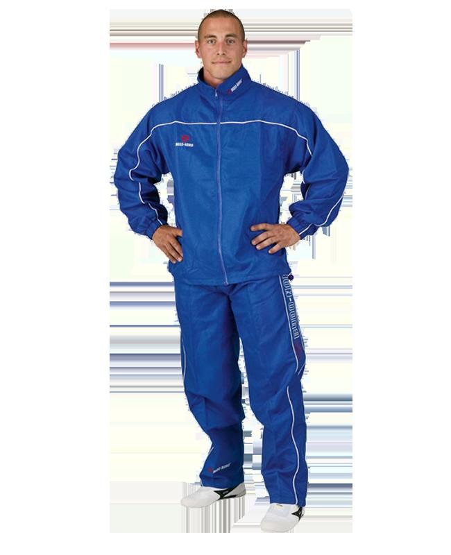BN- Trainingsanzug blau S S