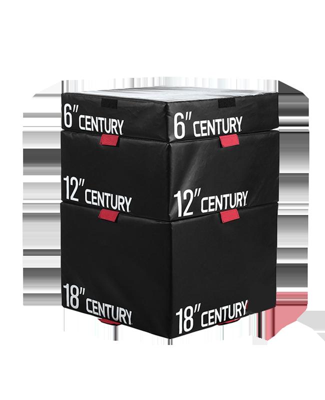 Century Plyo Box schwarz