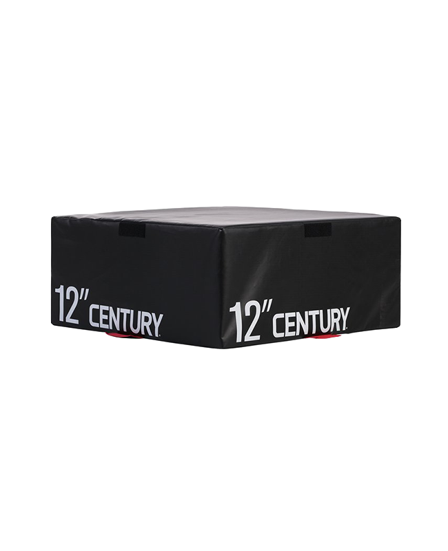 "Century Plyo Box schwarz 12"" 30,48cm Hoch 12"