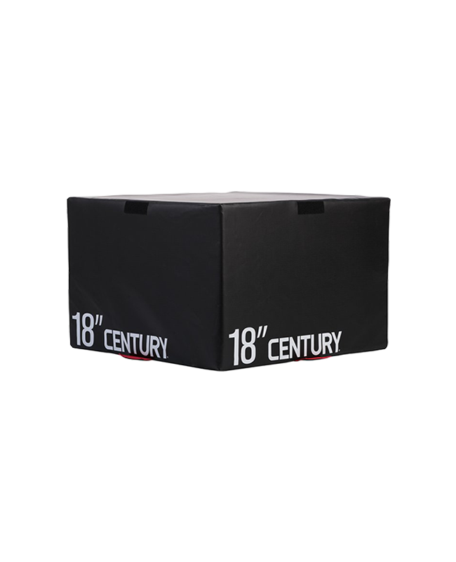 "Century Plyo Box schwarz 18"" 45,72cm Hoch 18"