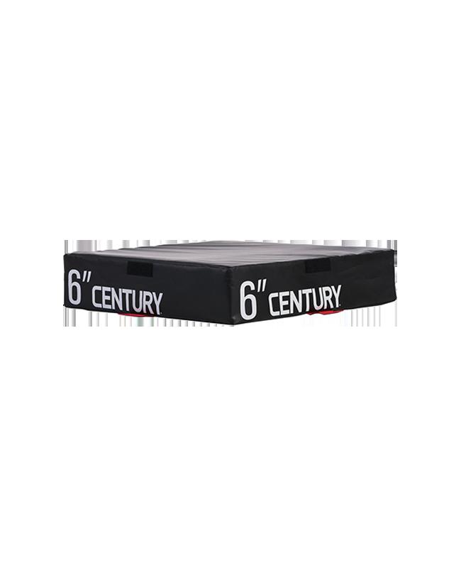 "Century Plyo Box schwarz 6"" 15,24cm Hoch 6"