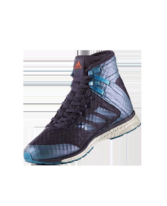 adidas Speedex 16.1 Boost schwarz blau EU 41 1/3 UK7.5 CG2981 EU41 1/3 UK7.5
