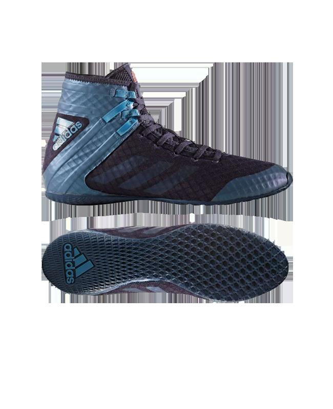 adidas Speedex 16.1 blau schwarz CG2982 EU 43 1/3 UK9 EU43 1/3 UK9