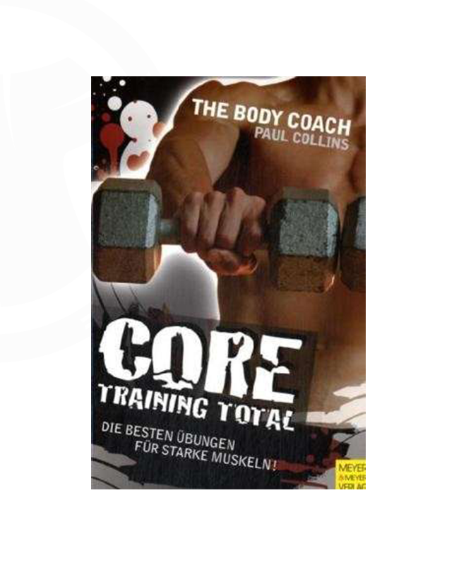 Buch, Core - Training total, Paul Collins