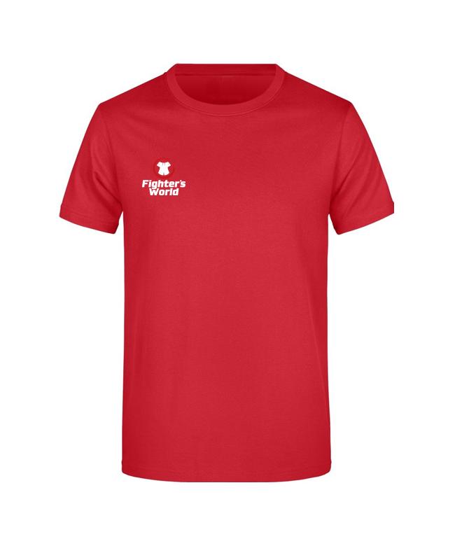 FW T-Shirt CUSTOMIZE BASIC Gr. M rot M