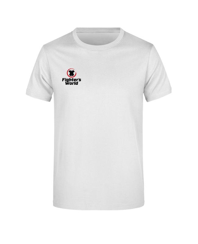 FW T-Shirt CUSTOMIZE BASIC Gr. M weiss M