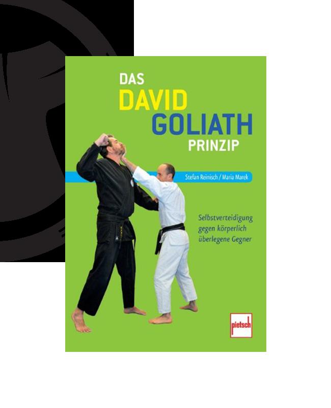 Buch Das David Goliath Prinzip S.Reinisch M.Marek