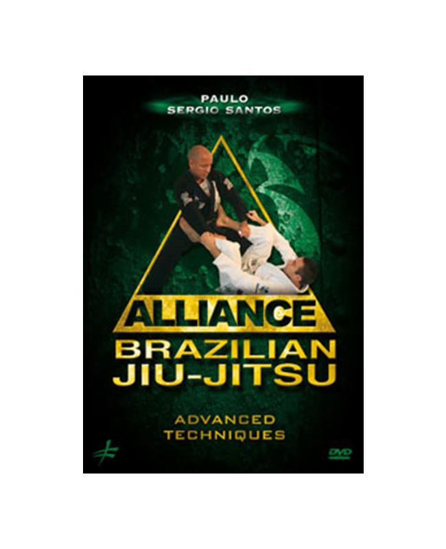 DVD, Alliance Brazilian Jiu Jitsu Advances Techniques IP 238