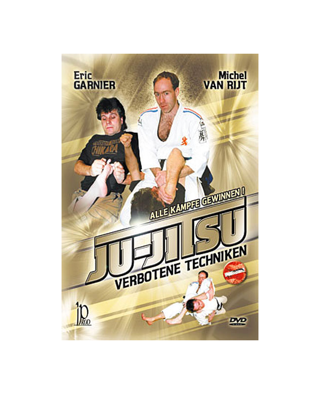 DVD, Ju-Jitsu Verbotene Techniken, Alle Kämpfe gewinnen! IP 103