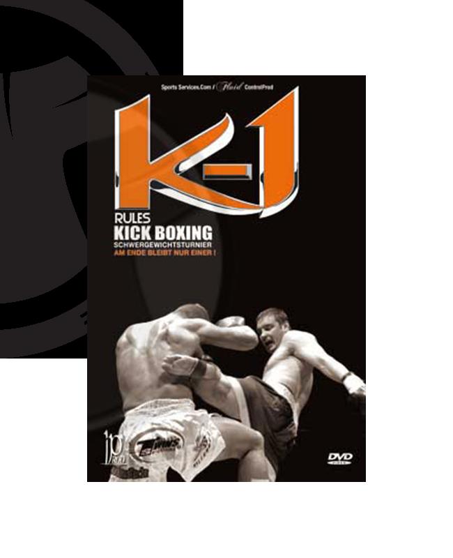 DVD,  K1 Rules Kickboxing Schwergewichtsturnier 2004 IP 165