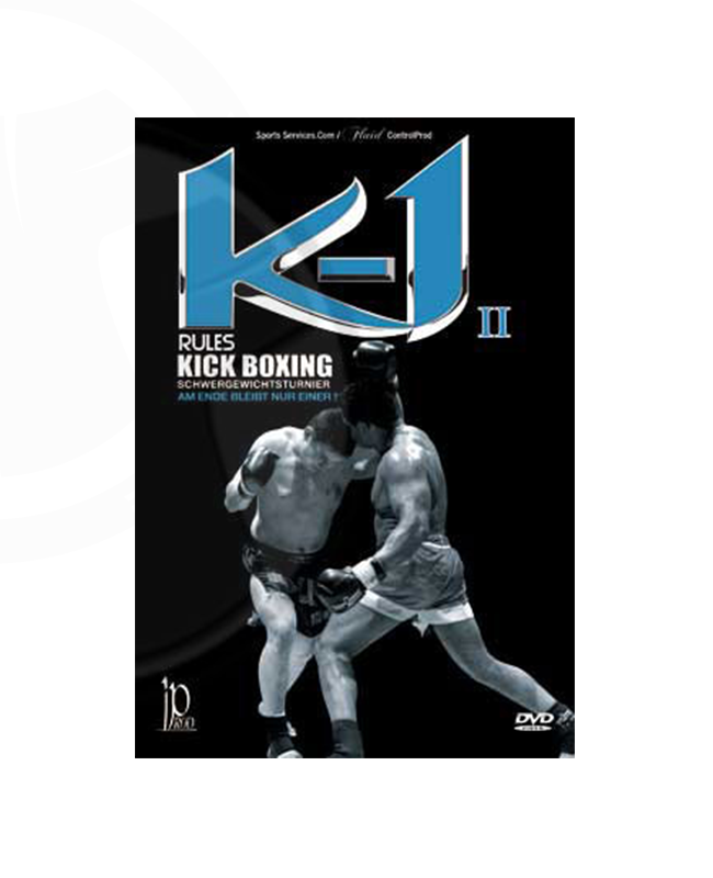 DVD,  K1Teil 2, Kickboxing Schwergewichtsturnier 2005 IP 166