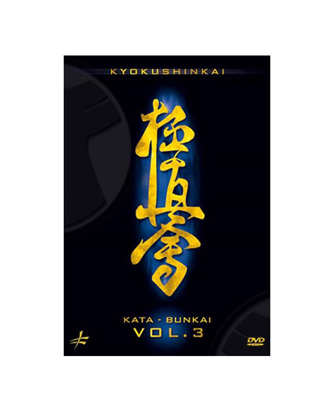 DVD, Kyokushinkai Kata - Bunkai Band 3, IP 243