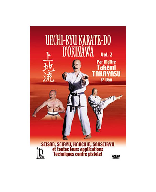 DVD, Uechi-Ryu Karate-Do  Vol.2, Takemi Takayasu IP 101