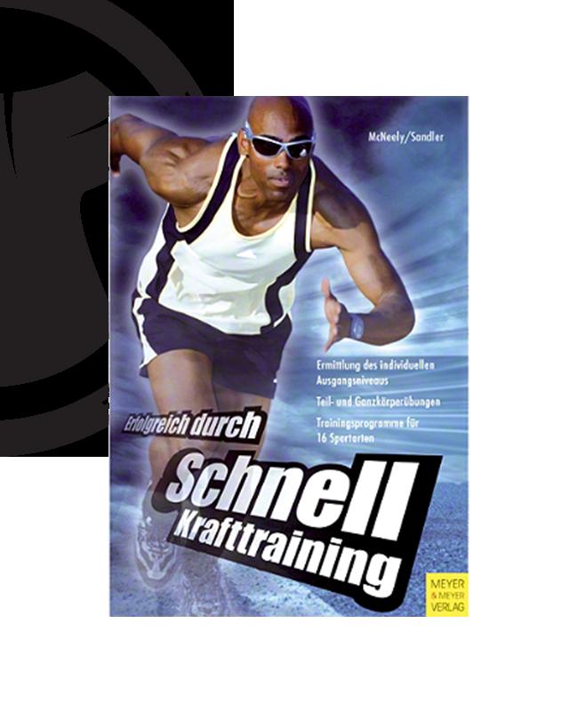 Buch, Erfolgreich durch Schnellkrafttraining, McNeely/Sandler