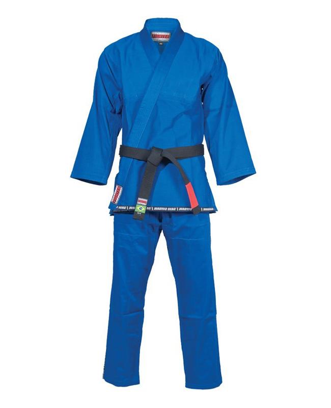 Fighter Brazilian Jiujitsu Gi Sao Paulo blau