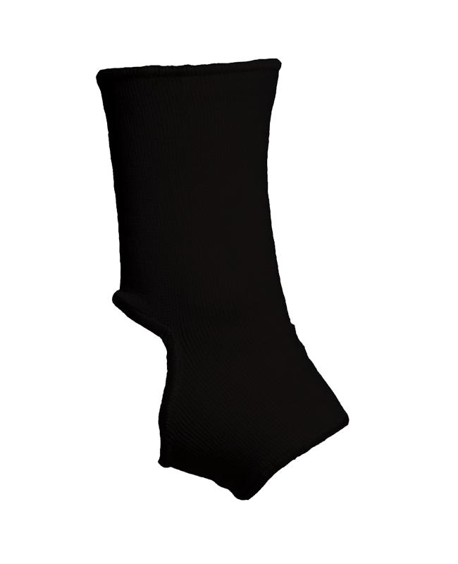 Fußknöchelschoner schwarz,  L, CE L