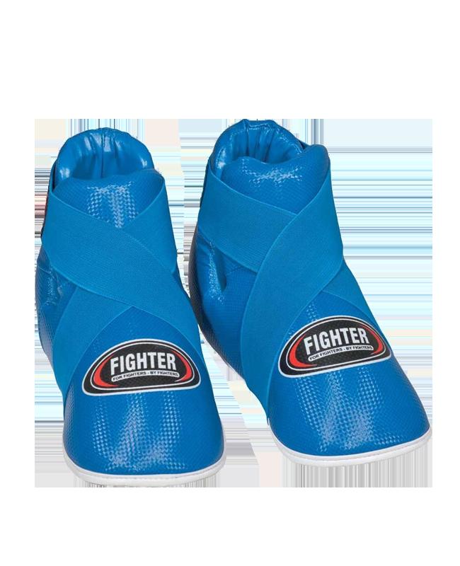 Fighter Fußschutz Safetys blau, CE