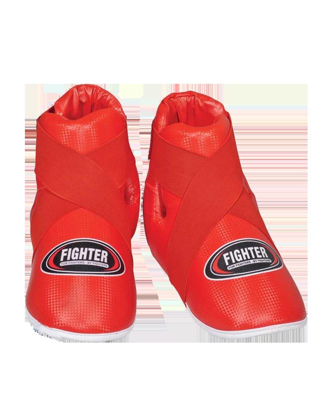 Fighter Fußschutz Safetys rot, CE