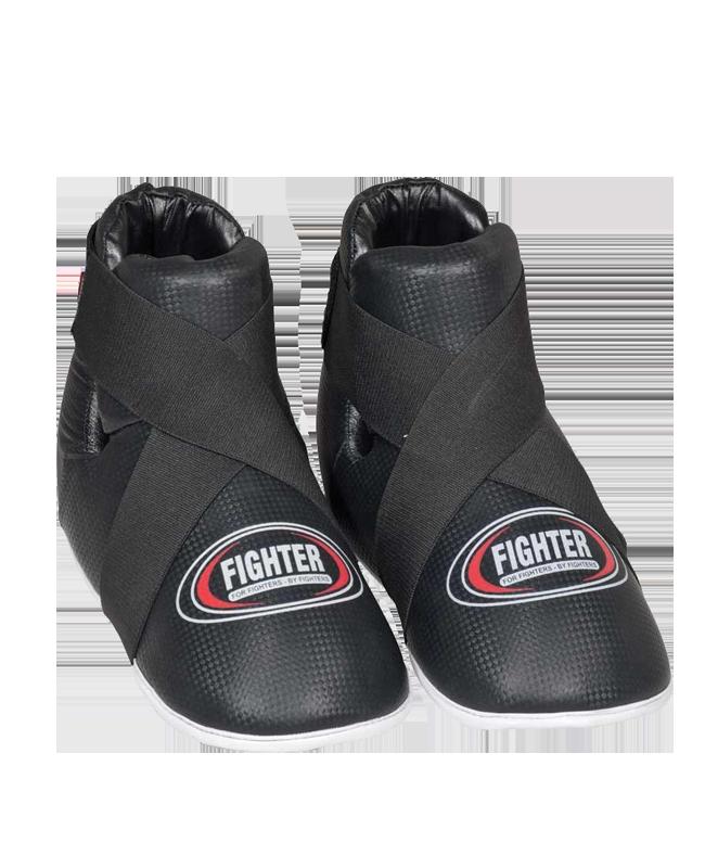 Fighter Fußschutz Safetys schwarz, CE