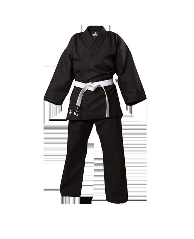 FW TAKESHI Anzug KA280 Gr. 140 schwarz 140