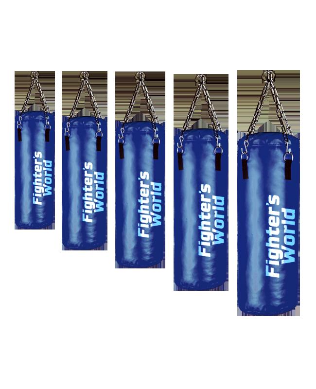 FW Boxsack Club gefüllt blau