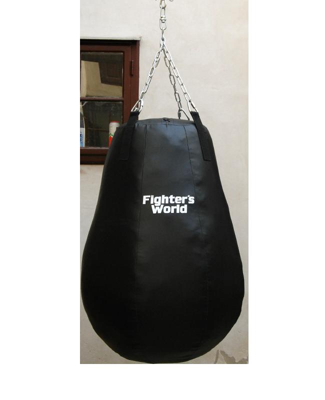 FW UFG Boxsack Demolition Bag Supersize Höhe 95cm x 70cm Boxbirne schwarz