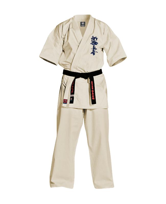 FW Honbu Dogi Shin-Kyokushin Karateanzug ungebleicht