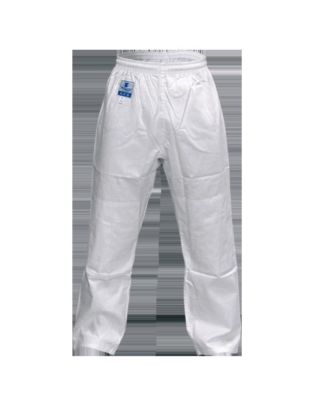 FW Kano Judo Einzelhose 150 cm weiß JU260 150cm