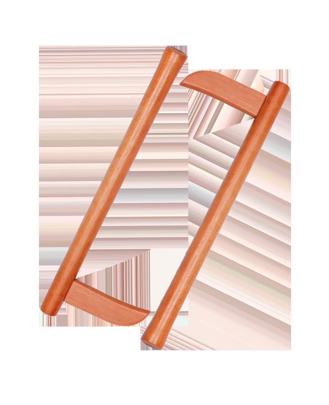 FW Kama Roteiche traditionell ca.51cm 1Paar (2 Stk.)