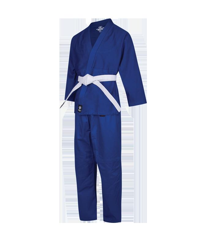 FW Kano 450 B Judo Anzug Training Gr. 170 cm blau JU450 170cm