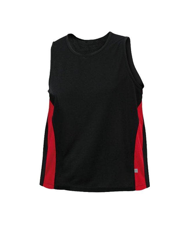FW men`s Performance Boxing-Top schwarz S
