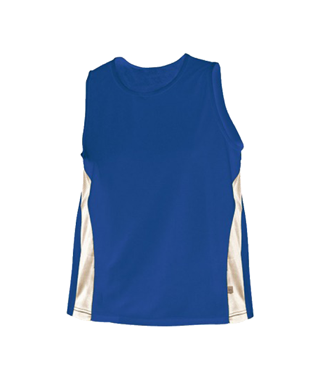 FW men`s Performance Boxing-Top blau L