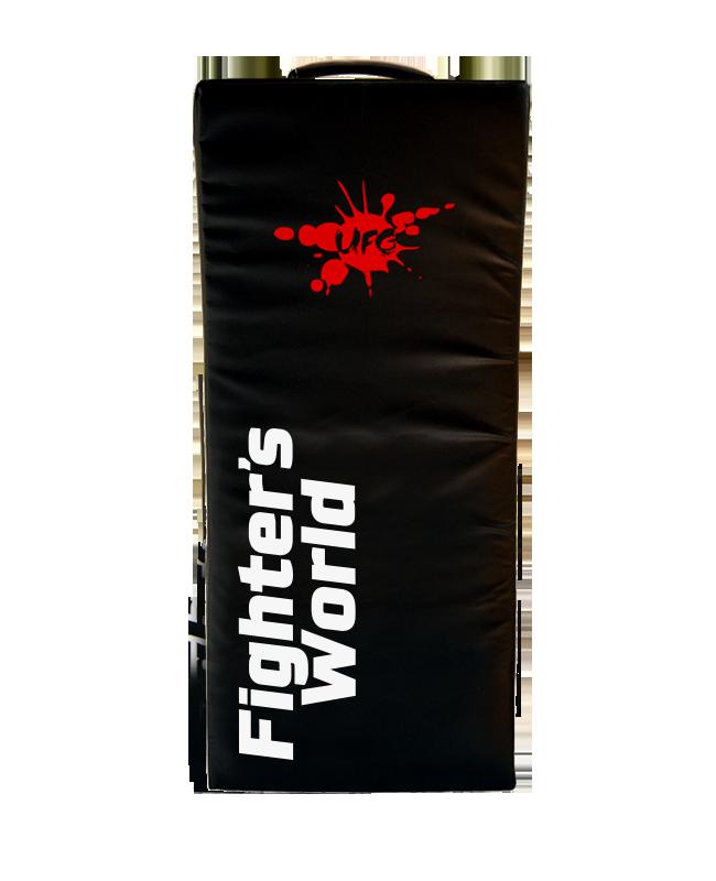 FW UFG curved Schlagschild gebogen L 75x33x15cm schwarz L