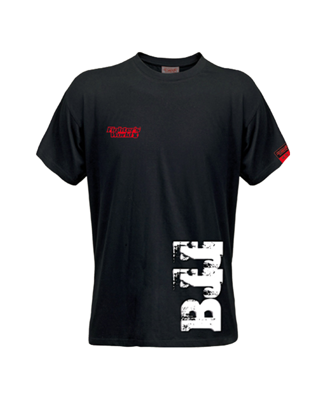 FW Spirit T-Shirt BJJ schwarz XL