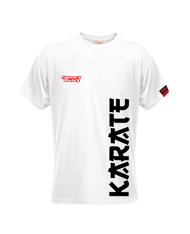 FW Spirit T-Shirt Karate XL weiß XL