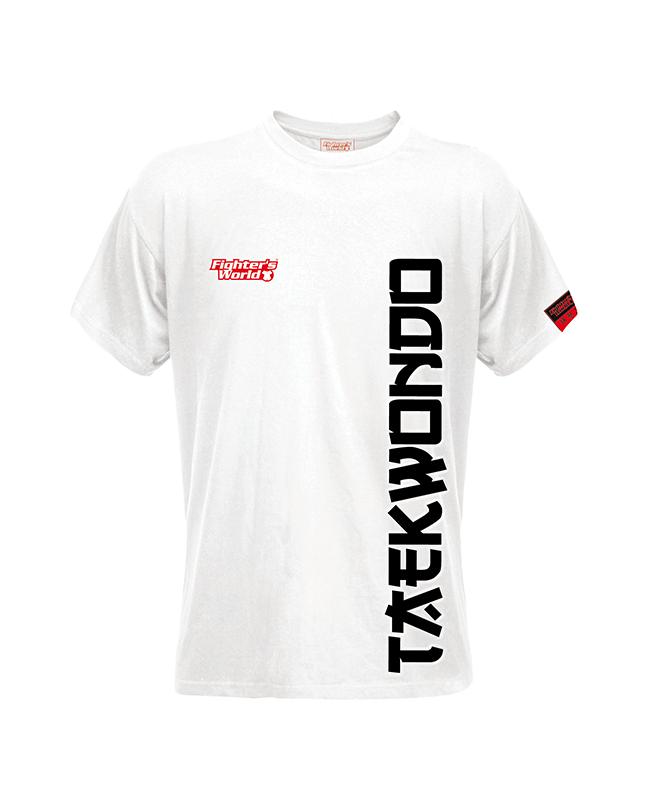 FW Spirit T-Shirt Taekwondo weiß XS