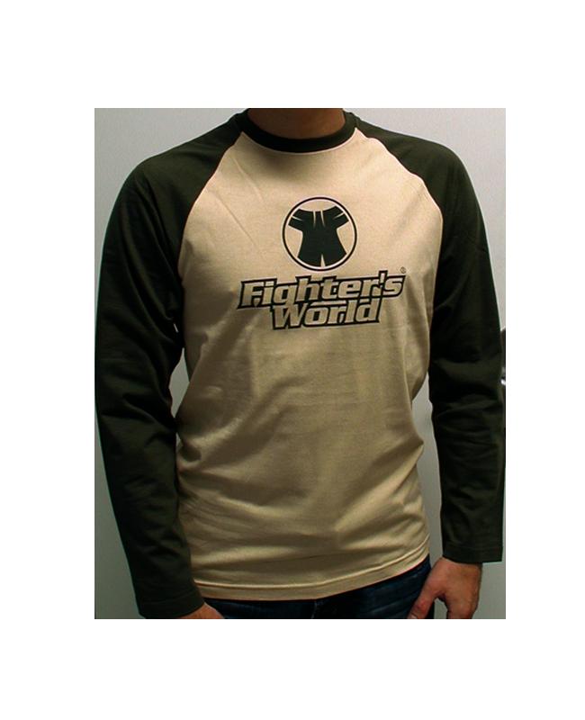 F.W. Langarm-Shirt, sand/khaki XL