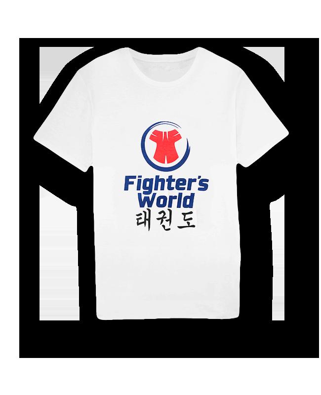 FW Pride T-Shirt TAEKWONDO XL weiß XL