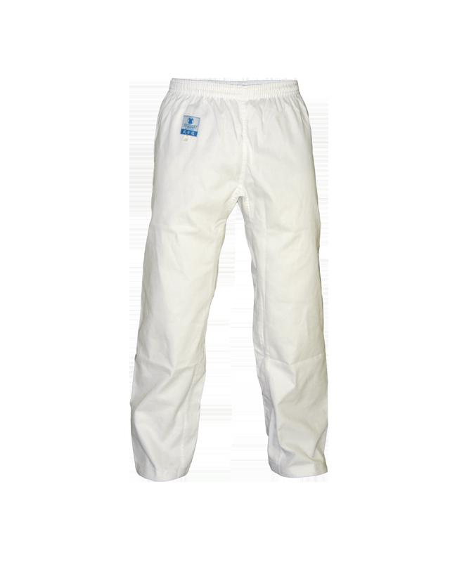 FW Taekwondo Undong Hose 200 cm Workout Pants weiß 200cm