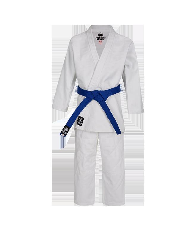 FW Kano 450 Judo Anzug Training weiß JU450