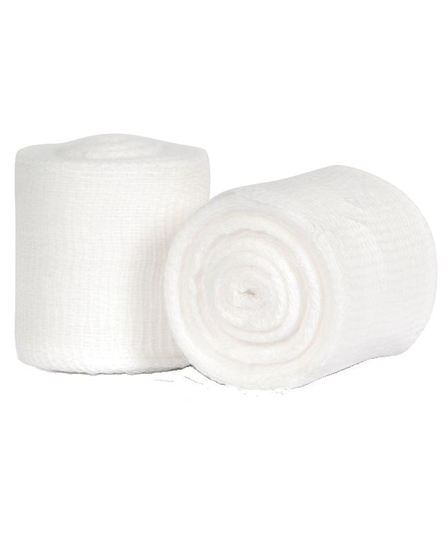 adidas spezial Boxer Bandagen Super Gauze, 1 Karton (50 Rollen)
