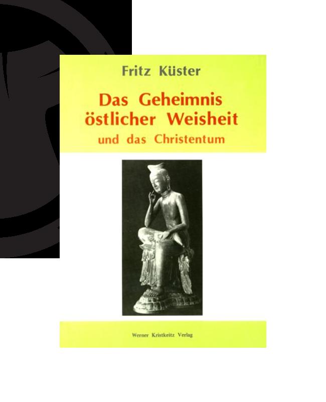 Buch, Geheimnis östl. Weisheit u. d. Christentum